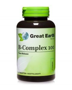 Great Earth B-Complex 100