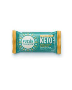 PULSIN KETO BAR CHOC FUDGE& PEANUT 50G
