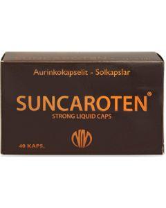 Suncaroten -aurinkokapseli