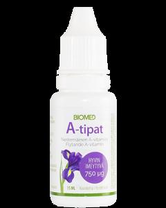 Biomed Aktiiviset A-vitamiinitipat