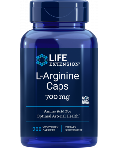 LifeExtension L-Arginine Caps 700mg