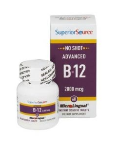 SUPERIOR SOURCE B12 2000 60TABL