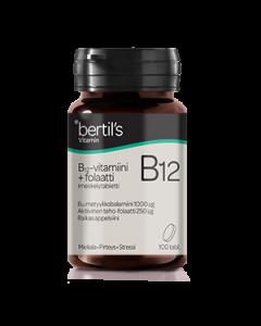 Bertil`s B12+Folaatti