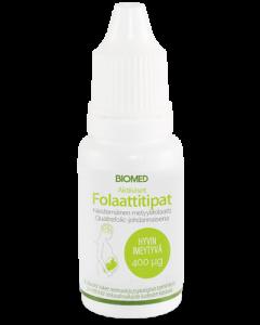 Biomed Aktiivinen Folaattitippa