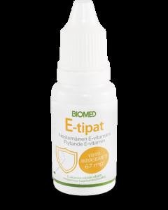 Biomed E-vitamiinitipat