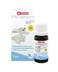 Probiootti baby + D3