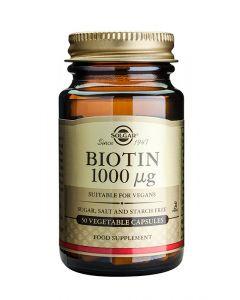 Solgar Biotin 1000mikrog