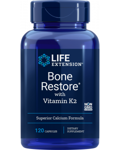 LifeExtension Bone Restore with Vitamin K2