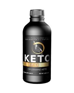 KETO BEFORE 6™