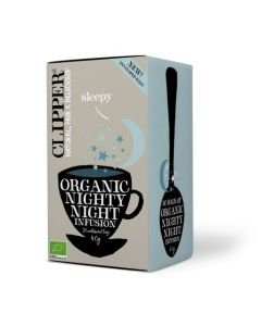 Clipper Luomu Nighty Night tee 40g