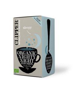 Clipper Luomu Nighty Night tee 40g