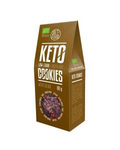 Diet Food Zero KETO Kaakokeksit Luomu 80g