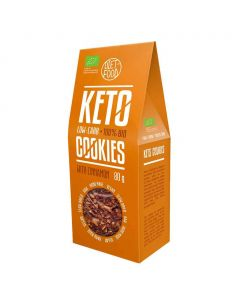 Diet Food Zero KETO Kanelikeksi Luomu 80g