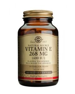 Solgar Vitamin E 268 mg (400IU)