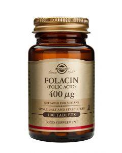 Solgar Folacin (foolihappo) 400mikrog