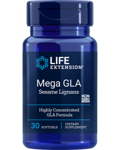 LifeExtension Omega Foundations Mega GLA