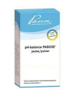 pH-balance PASCOE® -jauhe