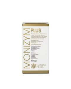 MONIZYM PLUS 60KAPS