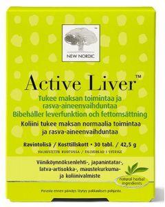 Active Liver 30tabl