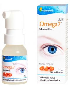 Omega-7 Eye Silmäsuihke