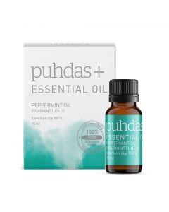 PUHDAS+ ESSENTIAL OIL PEPPERMINT 10ML
