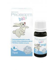 Bioteekin Probiootti Baby tipat