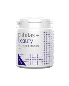 puhdas+ beauty Kollageeni & Mustikka