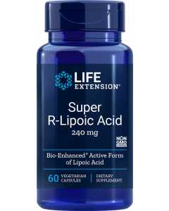 LifeExtension Super R-Lipoic Acid 240mg