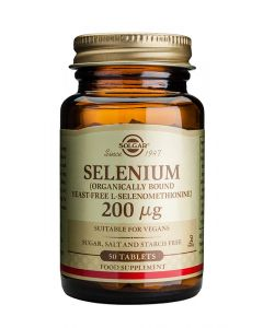 Solgar Selenium 200 ug
