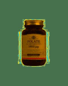 SOLGAR FOLATE (METAFOLIN) 1000μg 60TABL