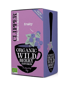 CLIPPER WILD BERRY 20PS. 50G