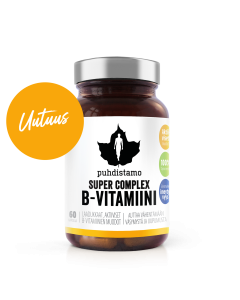Puhdistamo Super Complex B-vitamiini