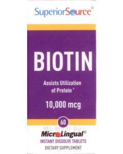 SuperiorSource Biotiini 10000µg
