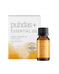 PUHDAS+ ESSENTIAL OIL SWEET ORANGE 10ML