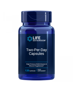 LifeExtension Two-Per-Day Capsules Monivitamiini