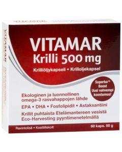 Vitamar Krilli 500mg