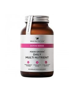 Wild Nutrition Food-Grown® Daily Multinutrient Woman